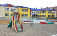 Окна в детских садах