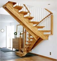 Оригинальные лестницы для дома