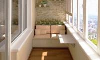 Балкон под ключ: надежная защита от плохой погоды