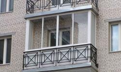 Балкон - оригинальный архитектурный элемент