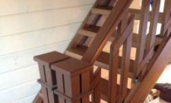 Лестничные перила: оригинальность и стиль