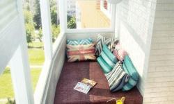 Почему не стоит присоединять балкон к комнате?